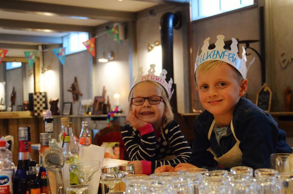 kinderfeestje Bij Ernst: High Limo
